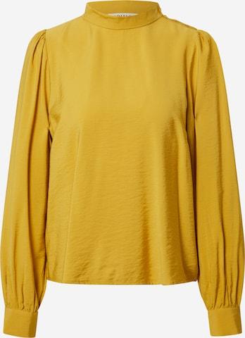 Chemisier 'Nico' EDITED en jaune