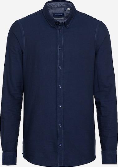 BLEND Hemd 'NAIL' in navy, Produktansicht