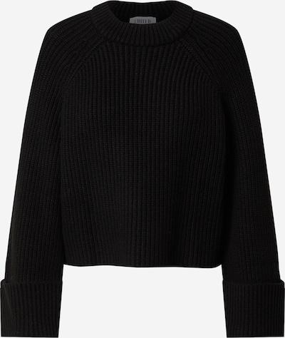 EDITED Pullover 'Brittany' in schwarz, Produktansicht