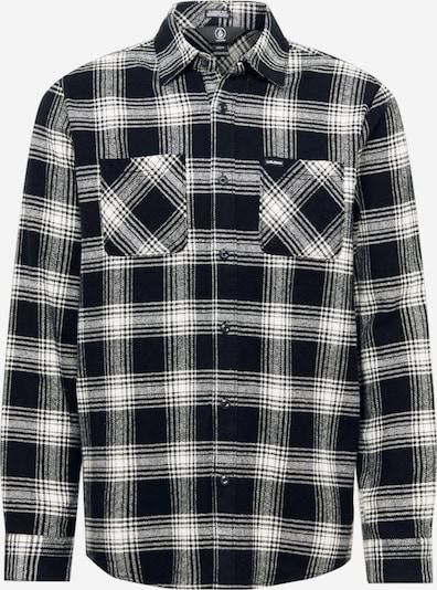 Volcom Hemd in schwarz / weiß, Produktansicht