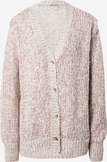 LTB Knit Cardigan 'Zogipa' in Mixed colors / Pink / natural white, Item view