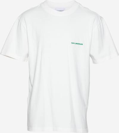 Han Kjøbenhavn T-Shirt en vert / rouge / noir / blanc, Vue avec produit