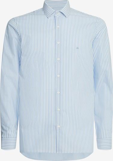 Calvin Klein Hemd in hellblau / weiß, Produktansicht