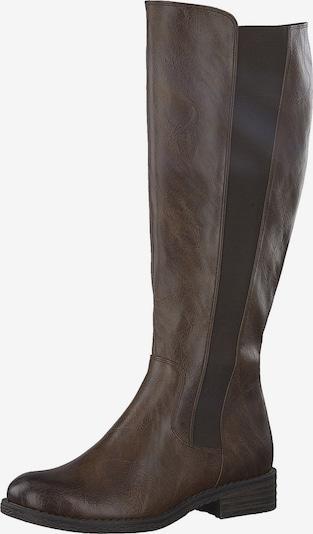 MARCO TOZZI Botas en marrón oscuro, Vista del producto