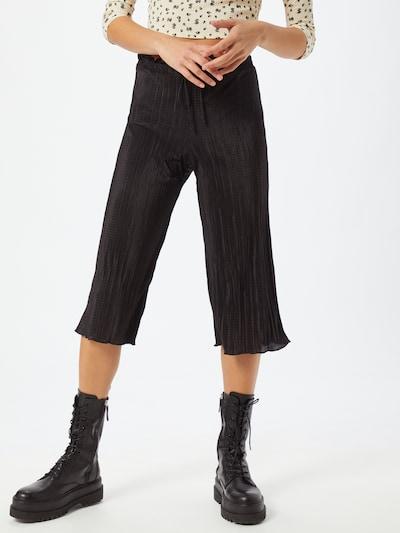 Miss Selfridge Hose in schwarz, Modelansicht