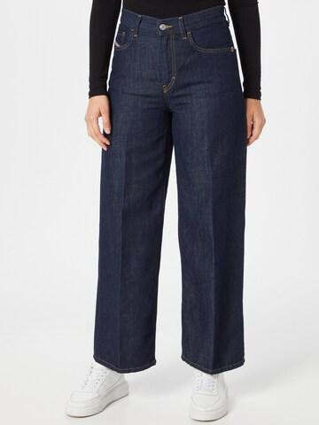 DIESEL Jeans 'WIDEE' i blå