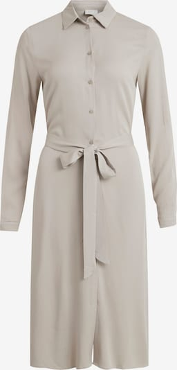 VILA Shirt dress 'Dania' in light grey, Item view