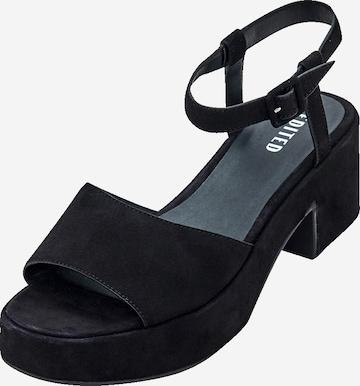 EDITED Sandals 'Mariette' in Black