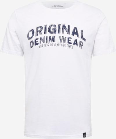 SHINE ORIGINAL Tričko - tmavě modrá / bílá, Produkt
