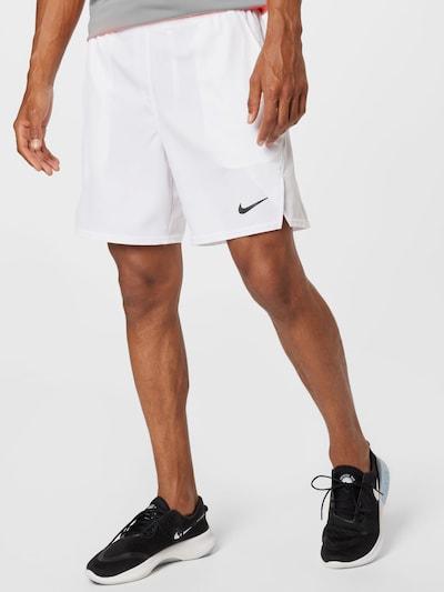 NIKE Športové nohavice 'Victory' - biela, Model/-ka