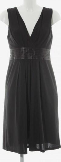 zero Abendkleid in M in schwarz: Frontalansicht