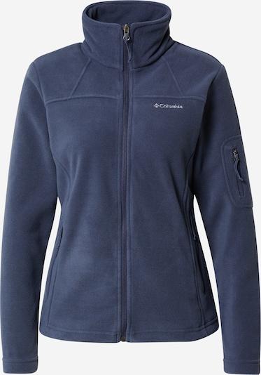 COLUMBIA Functionele fleece jas 'Fast Trek II' in de kleur Donkerblauw / Wit, Productweergave