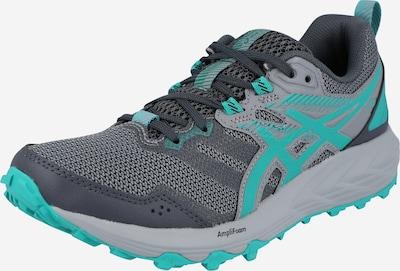 ASICS Zapatillas de running 'GEL-SONOMA 6' en aqua / gris / gris oscuro, Vista del producto