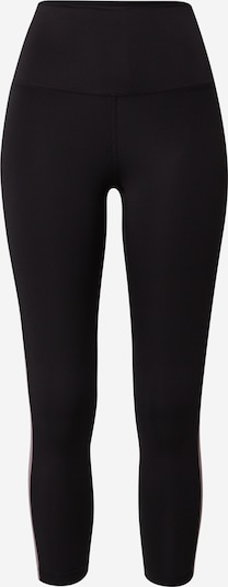 NIKE Pantalon de sport en rose ancienne / noir, Vue avec produit