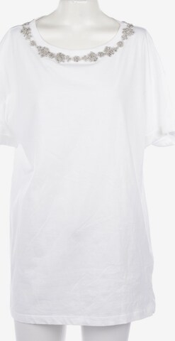 Ermanno Scervino Shirt in S in Weiß
