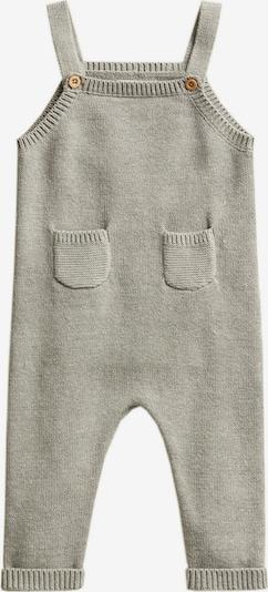 MANGO KIDS Tuinbroek 'LIAM' in de kleur Grijs, Productweergave