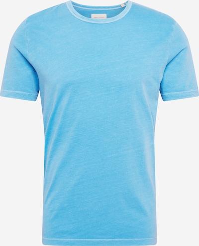 Marc O'Polo T-Shirt in himmelblau, Produktansicht