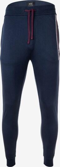 BOSS Casual Pantalon fonctionnel en marine, Vue avec produit
