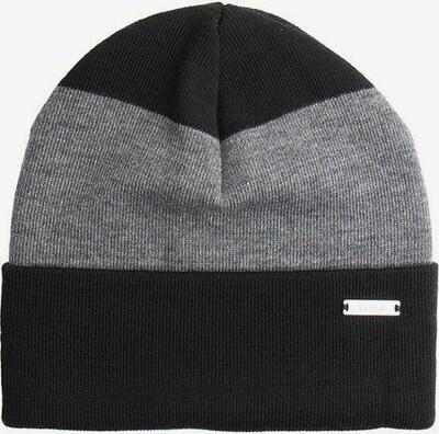 Sätila of Sweden Mütze 'Dalum' in grau / schwarz, Produktansicht