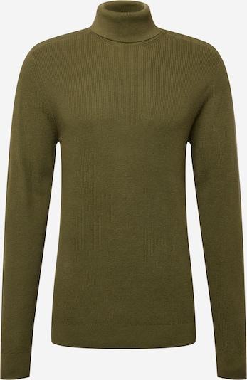 BLEND Pullover in khaki, Produktansicht
