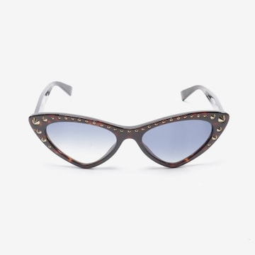 MOSCHINO Sunglasses in One size in Brown