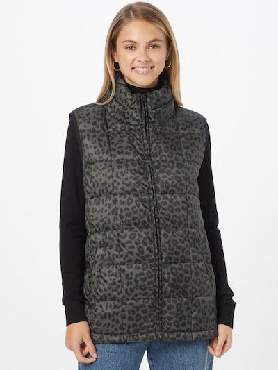 GAP Vest in Grey / Black, View model