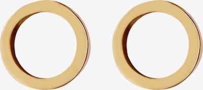 GOOD.designs Ohrringe in gold, Produktansicht