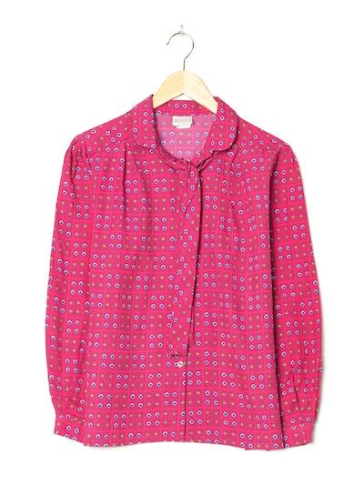 Koret Bluse in M-L in dunkelpink, Produktansicht