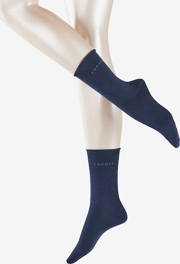 ESPRIT Socken in navy, Produktansicht