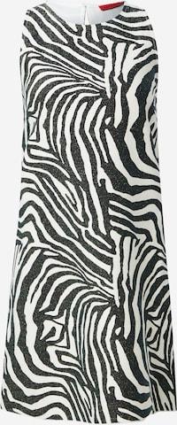MAX&Co. Sukienka 'PAGLIA' w kolorze czarny