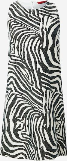 MAX&Co. Klänning 'PAGLIA' i svart / vit, Produktvy