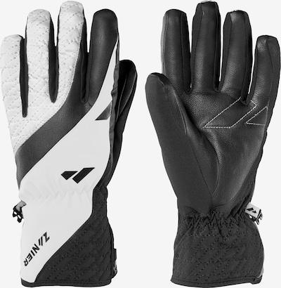 Zanier Handschuh 'AURACH.GTX' in weiß, Produktansicht