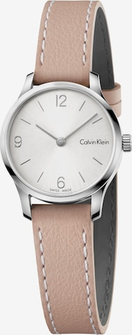 Calvin Klein Analog Watch 'K7V231Z6' in Grey