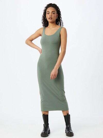 modström Kleid 'TULLA' in grün, Modelansicht