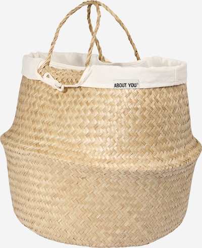 Cesta per il bucato 'The Carry'' ABOUT YOU di colore beige, Visualizzazione prodotti