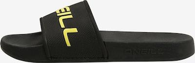 Flip-flops O'NEILL pe galben / negru, Vizualizare produs