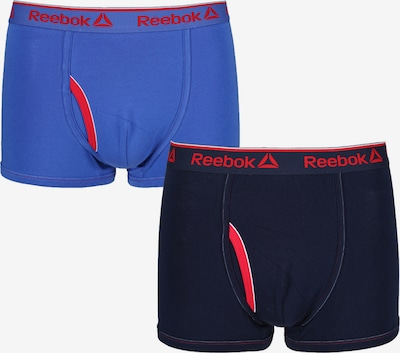 REEBOK Trunks in blau, Produktansicht