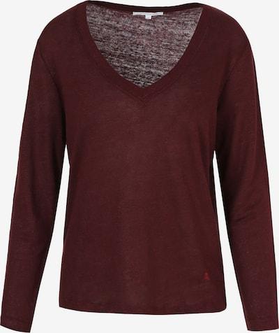 Scalpers Shirt 'Livu' in burgunder, Produktansicht
