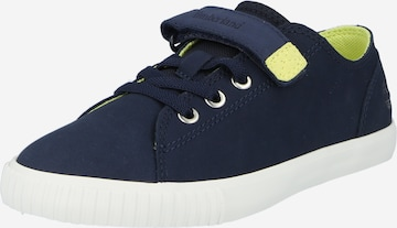 TIMBERLAND Sneakers 'Newport Bay Leather Ox' in Blue