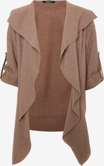 Madam-T Blazer 'FUGA' in beige, Produktansicht