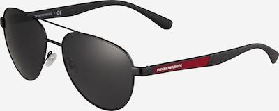 Emporio Armani Okulary przeciwsłoneczne '0EA2105' w kolorze czarnym, Podgląd produktu