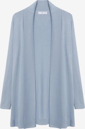 MANGO Knit Cardigan 'ALMA' in Light blue, Item view