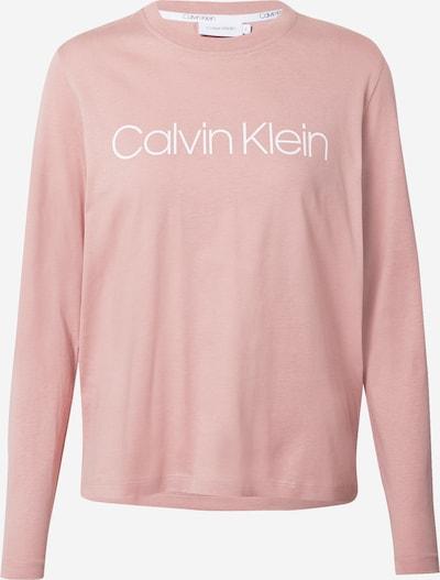 Calvin Klein Shirt in pink / weiß, Produktansicht