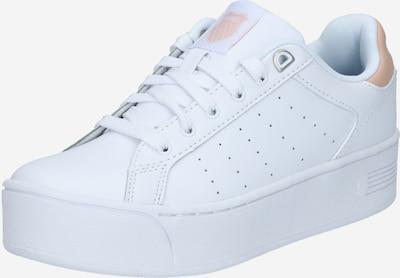 K-SWISS Nizke superge 'Dalia' | svetlo roza / bela barva: Frontalni pogled