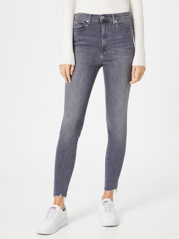 Tommy Jeans Jeans 'SYLVIA' in Black