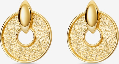 MOSUO JEWELLERY Earrings 'Infinity' in gold, Item view
