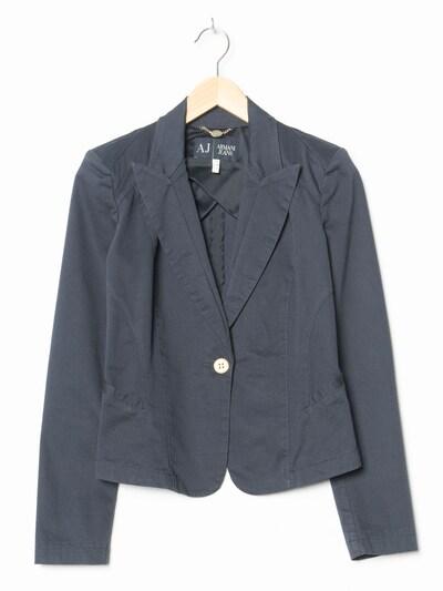Armani Jeans Blazer in XS in dunkelblau, Produktansicht