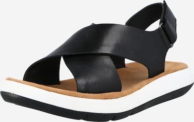 CLARKS Sandály 'Jemsa' - černá, Produkt