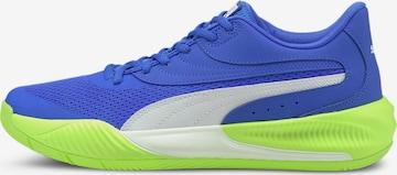 PUMA Спортни обувки в синьо