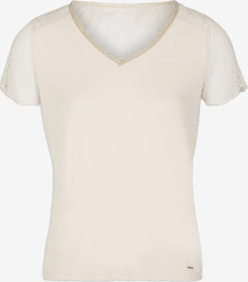 Morgan Shirt '211-DEXIA' in Weiß